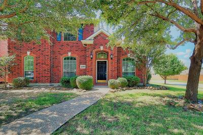 Frisco Single Family Home For Sale: 12393 Hawk Creek Drive