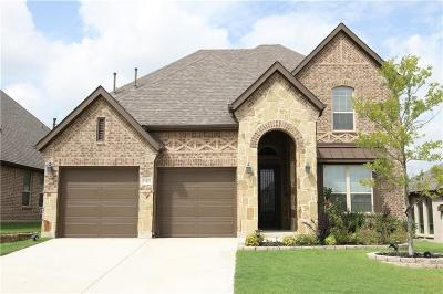 Fort Worth Single Family Home For Sale: 15421 Pioneer Bluff Trail