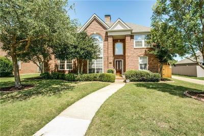 Richardson Single Family Home For Sale: 2111 Woodabury Place