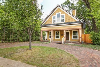 Single Family Home For Sale: 5708 Junius Street