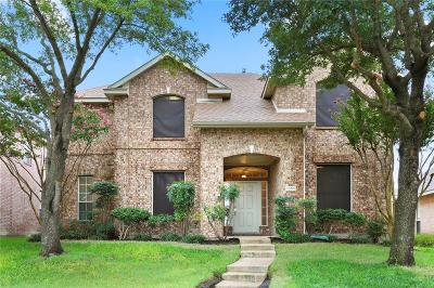 Allen Single Family Home For Sale: 1309 Heather Brook Drive