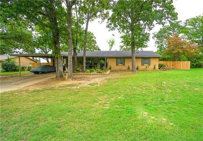 Canton TX Single Family Home For Sale: $149,900