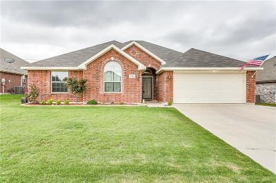 Crowley Single Family Home For Sale: 616 Hummingbird Trail