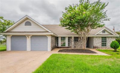 Weatherford Single Family Home Active Option Contract: 117 Marys Lane