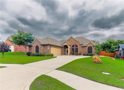 Weatherford Single Family Home For Sale: 311 Jade Lane