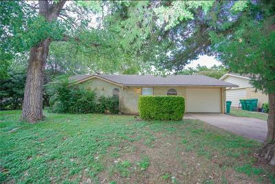Single Family Home Active Option Contract: 165 Pinewood Place