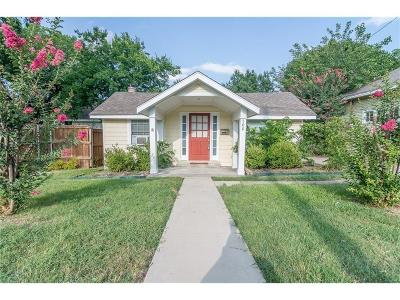 McKinney Single Family Home Active Option Contract: 508 N Benge Street