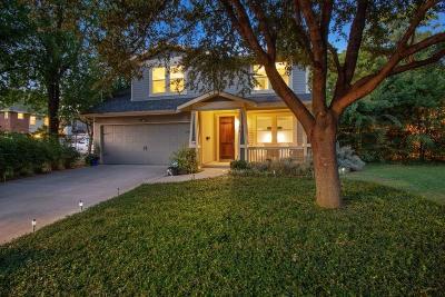 Dallas Single Family Home For Sale: 408 N Prairie Avenue