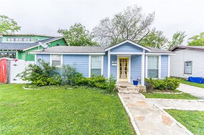 McKinney Single Family Home Active Option Contract: 210 Byrne Street