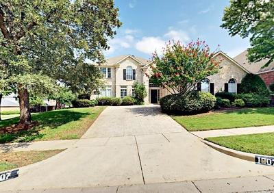 Arlington Single Family Home For Sale: 1807 Paddington Court