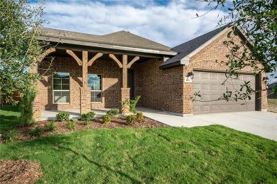Waxahachie Single Family Home For Sale: 178 Colter Drive