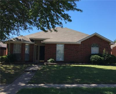 Cedar Hill Residential Lease For Lease: 1119 Grounds Road