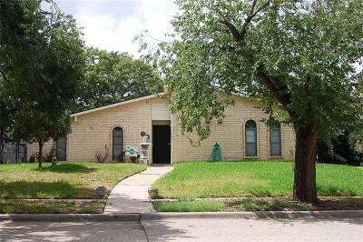 Single Family Home For Sale: 1462 Applegate Drive