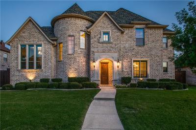 Frisco Single Family Home For Sale: 2261 Talbot Drive