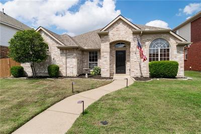 Mckinney Single Family Home Active Option Contract: 6008 Sidney Lane