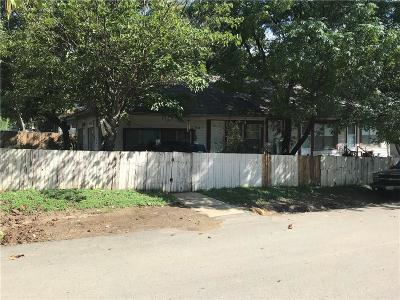 Dallas Single Family Home For Sale: 702 Beckley Avenue