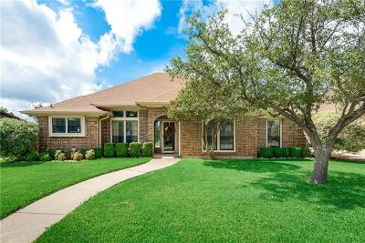 Irving Single Family Home Active Option Contract: 3809 Flintridge Drive