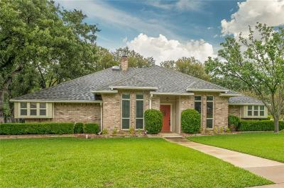 Trophy Club Single Family Home Active Option Contract: 2 Greenleaf Drive