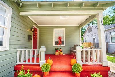 Single Family Home Active Option Contract: 110 S Clinton Avenue