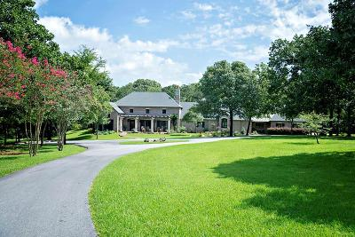 Athens Farm & Ranch For Sale: 4520 Dickens Lane