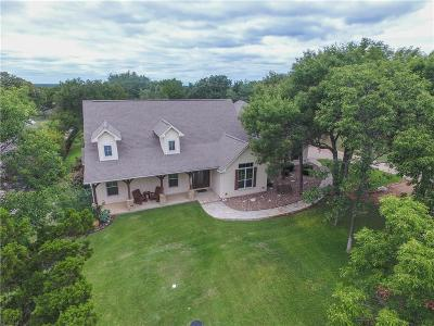 Granbury Single Family Home Active Option Contract: 1920 Green Wing Drive