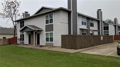 Farmers Branch Residential Lease For Lease: 13312 Goodland Place #A