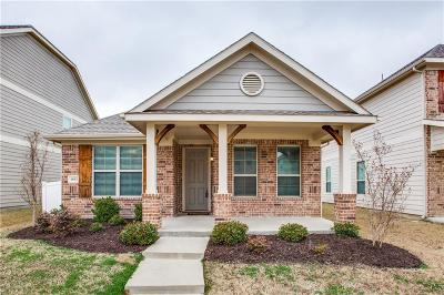 Denton County Single Family Home For Sale: 1013 Bruni Court