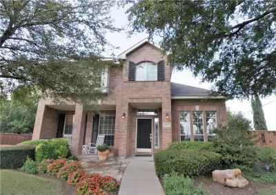 Allen Single Family Home For Sale: 1815 Leander Court