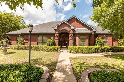Weatherford Single Family Home Active Option Contract: 2021 Country Brook Drive