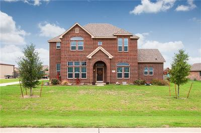 Waxahachie Single Family Home For Sale: 115 Loycie Circle