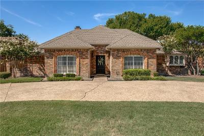 Dallas Single Family Home For Sale: 11906 Woodbridge Drive