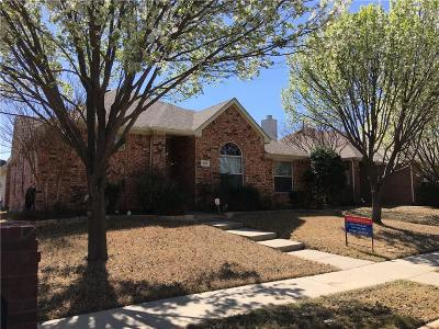 McKinney TX Residential Lease For Lease: $1,750