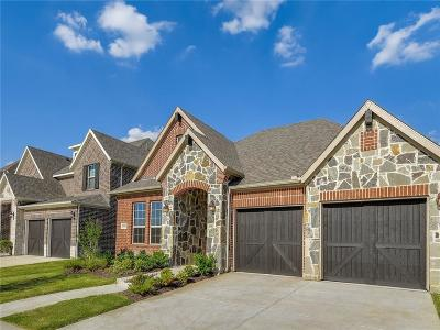 The Colony Single Family Home For Sale: 5888 Austin Waters