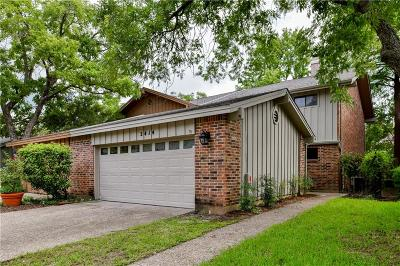 Arlington Townhouse Active Option Contract: 2414 S Graham Drive