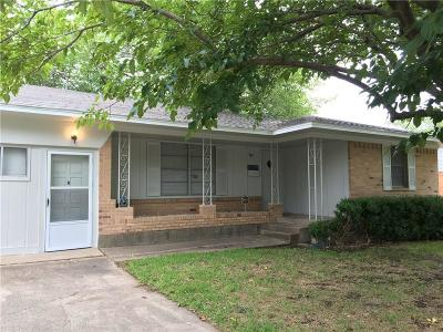Duncanville Single Family Home Active Option Contract: 507 Allen Avenue