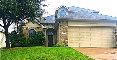 Single Family Home For Sale: 733 San Felipe Trail