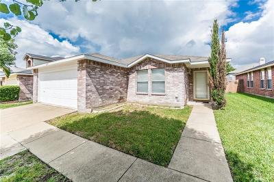 Mesquite Single Family Home Active Option Contract: 2908 Hillside Drive