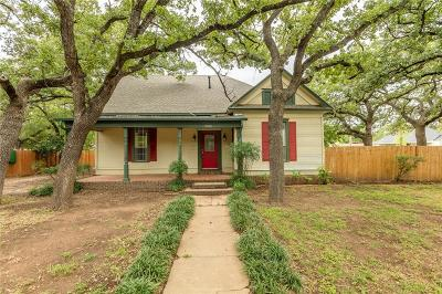 Mineral Wells Single Family Home For Sale: 2315 3rd Avenue