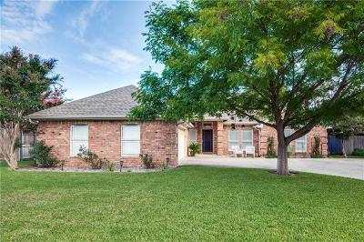 North Richland Hills Single Family Home For Sale: 7821 Old Hickory Drive