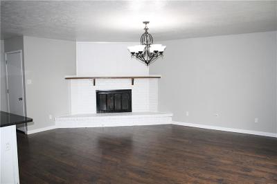Mesquite Single Family Home For Sale: 3628 Sugarberry Drive