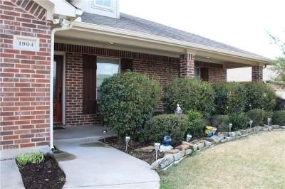 Burleson Single Family Home For Sale: 1904 Mary Ann Lane