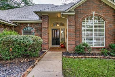 Highland Village Single Family Home For Sale: 2450 Glen Ridge Drive