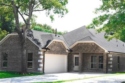 Dallas Single Family Home For Sale: 446 Delaware Street