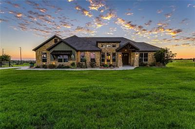 Johnson County Single Family Home For Sale: 10501 County Road 1001