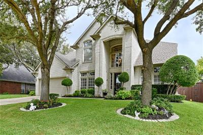 Frisco Single Family Home For Sale: 13200 Hermitage Lane