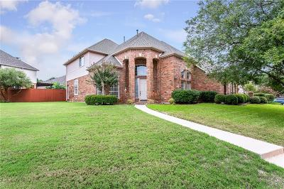 Mckinney Single Family Home Active Option Contract: 1909 Cross Point Road