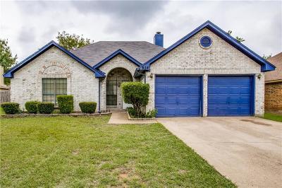 Cedar Hill Single Family Home Active Option Contract: 824 Johnston Lane