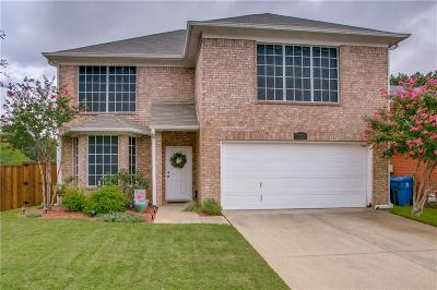 Flower Mound Single Family Home For Sale: 1949 Barrens Circle