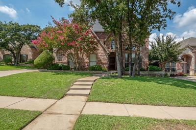 North Richland Hills Single Family Home For Sale: 6805 Brazos Bend Drive