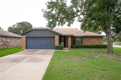 Flower Mound TX Single Family Home Active Option Contract: $267,000